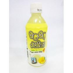 Coco Juize Lemon Fruit Drink with Nata De Coco