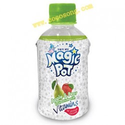 MAGIC POT 250ml Apple & Pear Fruit Drink with Vitamins