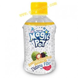 MAGIC POT 250ml Soursop & Mangosteen Fruit Drink with Dietary Fiber