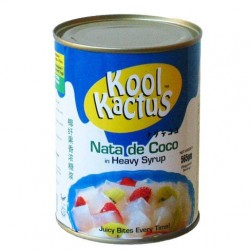 Nata de Coco in Heavy Syrup